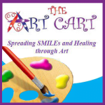 Art Cart, Smile Through Art