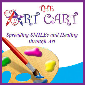Art Cart, Smile Through Art