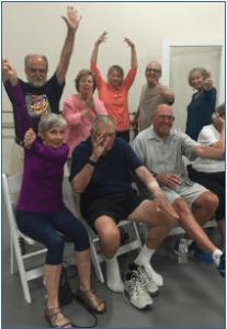 Let Your Yoga Dance Participants